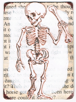 Child's Skeleton