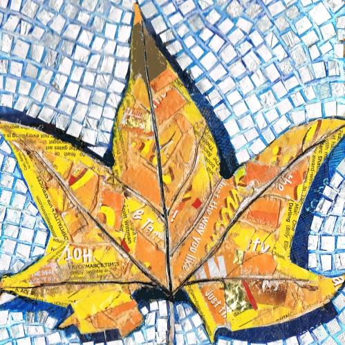Litter mosaic